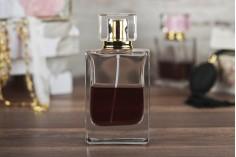 Стъклена бутилка за парфюм 70 мл