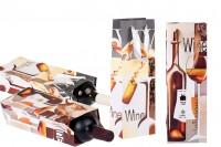 Торбичка за бутилка за вино ( с намелан цена )