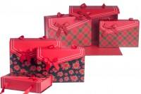 Подаръчни кутии  - комплект 3 броя  (S-M-L)