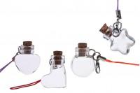 Декоратични висулки - за подаръци сватбени, ключодържатели, телефони  и др.