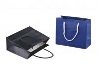 Подаръчна чанта с дръжки в 2 цвята  - 220x95x180