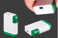 Пластмасова касетка за хапчета или бонбони 65 mm