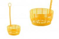 Пластмасова кошничка и дръжка за дамаджани