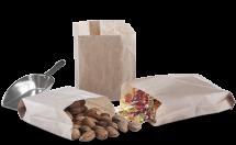 Хартиени Крафт пликове и торбички