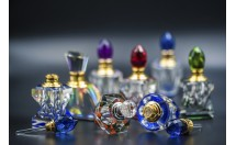 Кристални бутилки