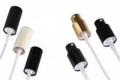 Алуминиев спрей пулверизатор за масла PP18 в различни цветове