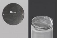 Алуминиево самозалепващо се  уплътнение с размери  28 мм - 35бр