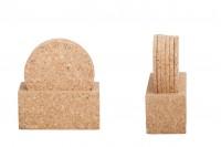 Поставка коркова и коркови подложки  90х5 мм