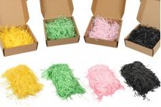 Цветна опаковъчна трева - 100 гр.