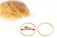 Ластици 40 мм - в 1 пакет се събират 150 бр.