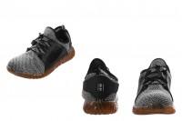 Работни обувки - предпазни обувки с метална защита на пръстите на краката, неплъзгаща се подметка и перфорационна защита - Изберете вашия номер
