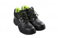 Ρаботни обувки със защита от метални пръсти, нехлъзгаща се подметка и перфорационна защита - Изберете номера си