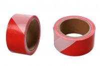 Пластмасова маркираща лента с ширина 50 мм - Парче (ролка) от 100 метра