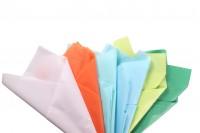 Хартия с размер  50х66 см в различни цветове - 50 бр.