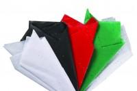 Хартия с размер 50х66 см в различни цветове - 10 бр