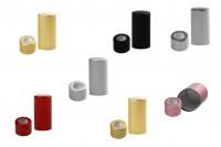 Комплект защитен пръстен и алуминиева капачка за стъклени дюзи от 5 мл до 100 мл