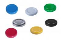 Капачки Т.О. 43 без пик в различни цветове