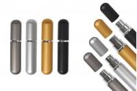 Бутилка за парфюм 5 мл ( алуминиева)  в различни цветове