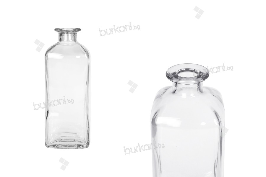 Стъклена бутилка 500 мл