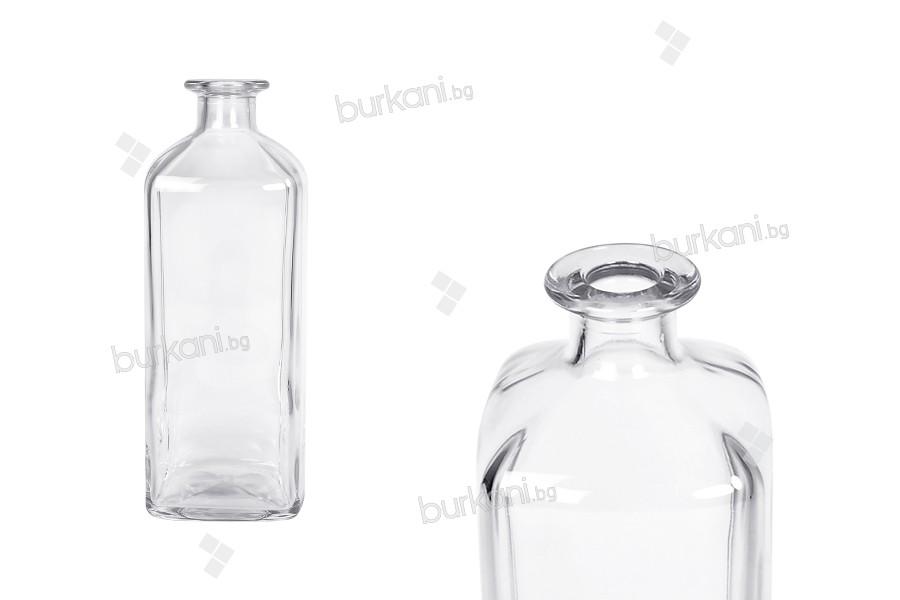 Стъклена бутилка 700 мл