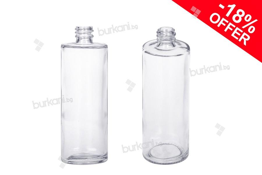 Кръгла бутилка за парфюм  100 ml (18/415)