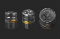 Термосвиваеми капсули 28x35 за бутилки с гърловина до  28 mm
