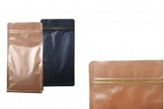 Алуминиева DOY PACK опаковка  135x72x265 mm - 50 броя