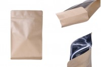 Опаковка тип Doy Pack с алуминиева вътрешна облицовка  160x80x260 mm - 50 бр.