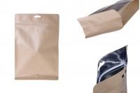 Опаковка тип Doy Pack с алуминиева вътрешна облицовка 170x80x260 mm - 50 бр.