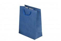 Хартиени торбички с дръжки  160x80x200 mm в различни цветове