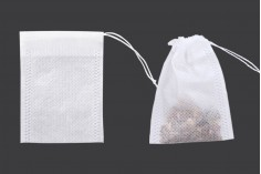 Торбички за чай с размери  55х70 мм - 100 бр./пакет