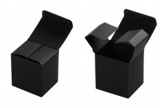 Хартиена  черна кутия с размери 50x58x62 - 50 бр