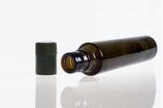 Бутилка за зехтин или оцет 250 мл, с гърло за капачките гуала